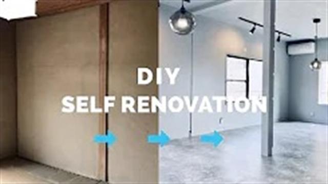 آموزش بازسازی و اصلاح اتاق کار در طراحی داخلی