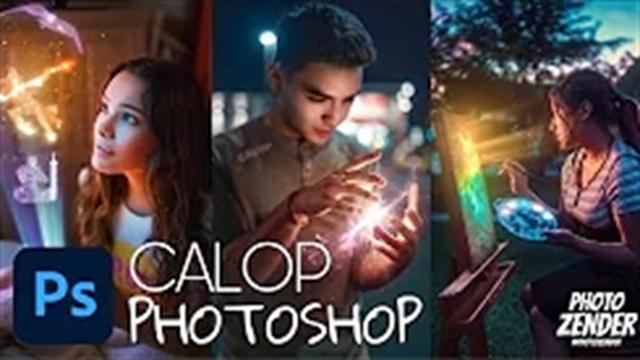 آموزش ترفندها و تکنیکهای عکاسی با کمک فتوشاپ
