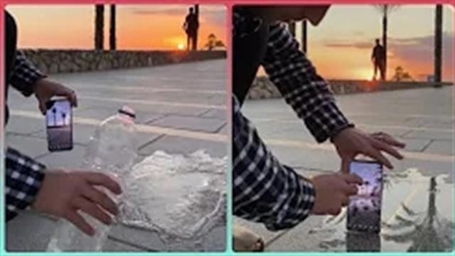آموزش ترفندها و تکنیکهای عکاسی – انعکاس آب
