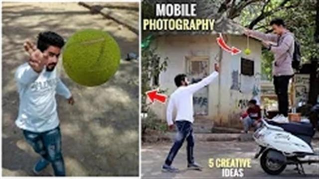 آموزش ترفندها و تکنیکهای عکاسی خلاقانه و حرفه ای با موبایل – بخش 8