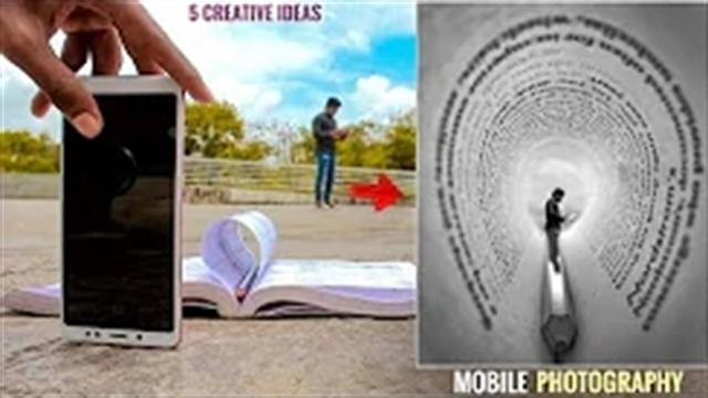 آموزش ترفندها و تکنیکهای عکاسی خلاقانه و حرفه ای با موبایل – بخش 15